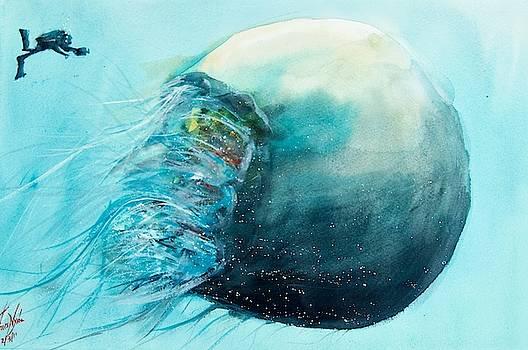 Jellyfish 4 by James Nyika