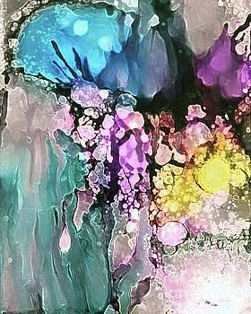 Jellyfish Jungle by Barbie Corbett-Newmin