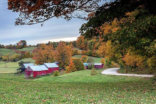 Cliff Wassmann - Jenne Farm Vermont