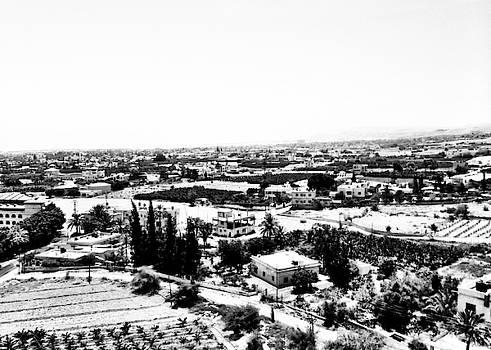 Jericho City View by Munir Alawi