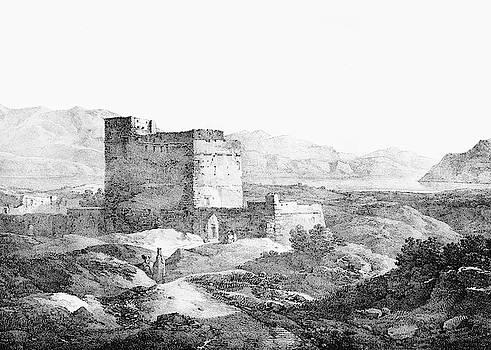 Jericho in 1819 by Munir Alawi