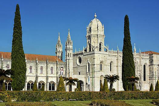 Jeronimos Monastery Lisbon by Joachim G Pinkawa