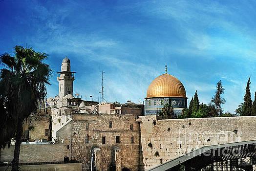 Jerusalem by Jelena Jovanovic