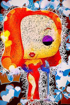 Jessica Rabbit pop by Al Matra