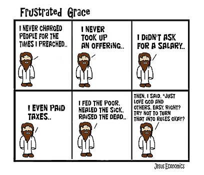 Jesus Economics by PK Langley