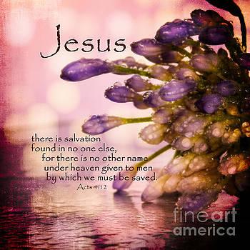 Jesus is salvation by Ella Kaye Dickey