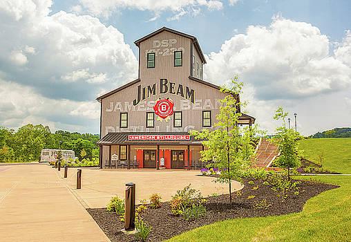 Jim Beam Stillhouse by Karen Varnas