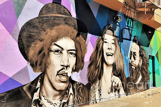 Diann Fisher - Jimi, Janis and Jerry
