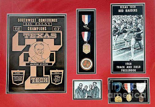 Jim's Medals by Jim DeLillo
