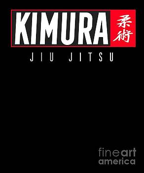 Jiu Jitsu Black Belt Kimura Light Gift Martial Arts BJJ by J P