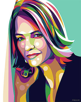 Jodi Foster by Stars-on- Art