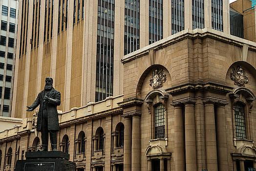 Johannesburg High Court by Vladan Radulovic