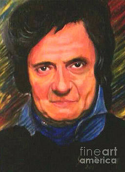Johnny Cash by Joe Leyba