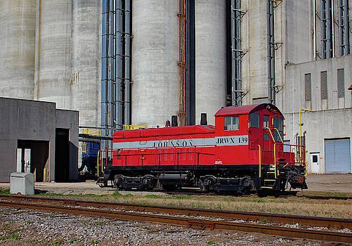 Johnson Locomotive 21 Color by Joseph C Hinson