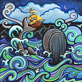 Jonah's Plight by Jennifer Allison