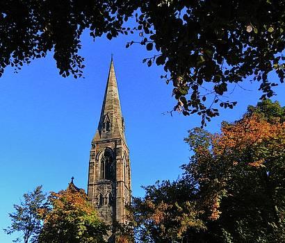 Joppa Church by Nik Watt