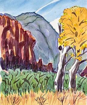 Josephine Canyon by Virginia Vovchuk
