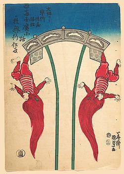 Utagawa Kunisada - JP21277