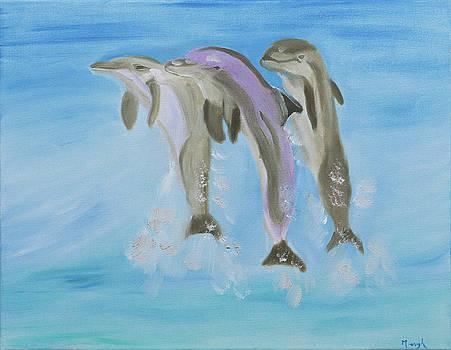 Jump For Joy by Meryl Goudey