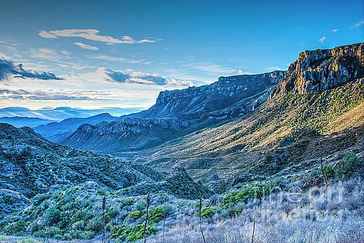 Juniper Canyon by Charles Dobbs