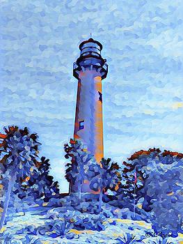 Jupiter Lighthouse by Steven Macon