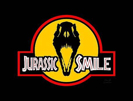 Andrea Gatti - Jurassic Smile Skull logo