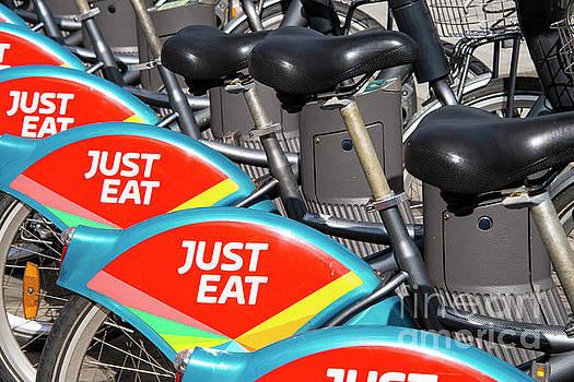 Bob Phillips - Just Eat