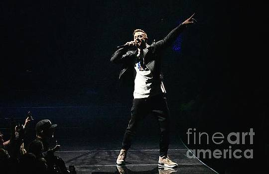 Justin Timberlake by Concert Photos
