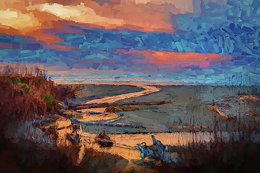 Mike Penney - Kalaloch Creek 54