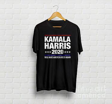 Kamala Harris 2020 by Sonya Wilson
