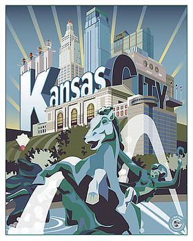 Kansas City by Matt Hood