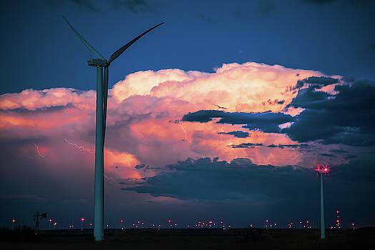 Kansas Electric by Steven Bateson