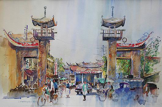Kaoshiung Taiwan 1968 by P Anthony Visco