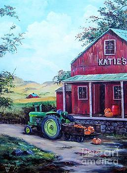 Katie's Country Store  by Lee Piper