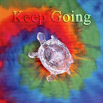 Sharon Popek - Keep Going