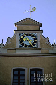 Keeping Time in Herzberg Germany by Laura Birr Brown
