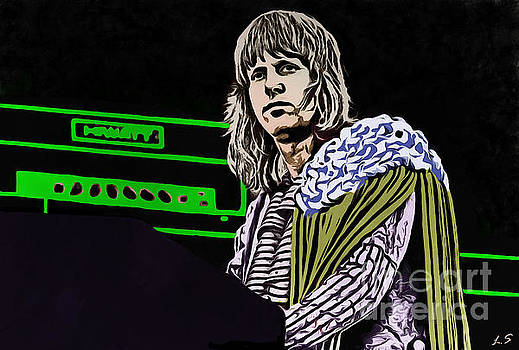 Keith Emerson collection - 2 by Sergey Lukashin