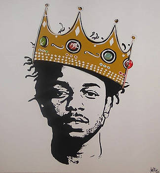 Kendrick the King by Antonio Moore
