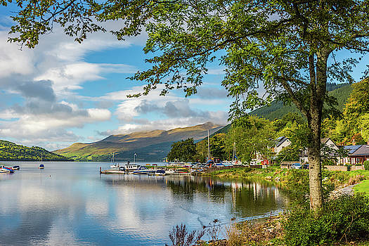 David Ross - Kenmore and Loch Tay, Perthshire