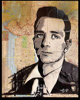 Kerouac by J Hume