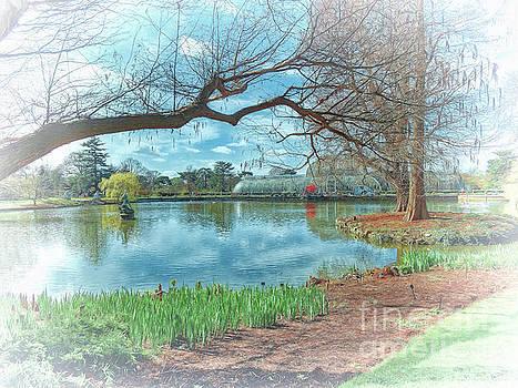 Kew Gardens by Leigh Kemp