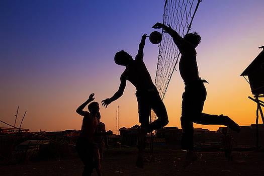 Khmer Games by Darren Wilch