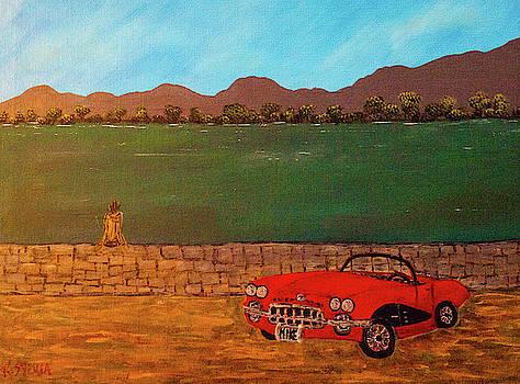 Kicks On Route 66 by Randy Sylvia
