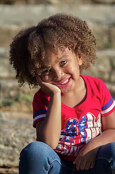 Kids Portraits by Kenny Thomas