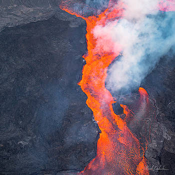 Kilauea Eruption #1 by Mark Dahmke