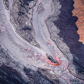 Kilauea Lava Flow #4 by Mark Dahmke