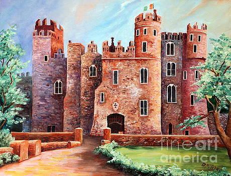 Kilkea Castle - Ireland by Diane Millsap
