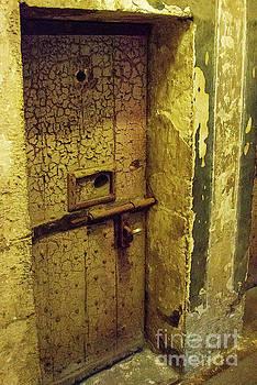 Bob Phillips - Kilmainham Goal Cell Door