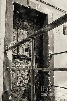 Bob Phillips - Kilmainham Goal Cell Door Two 3