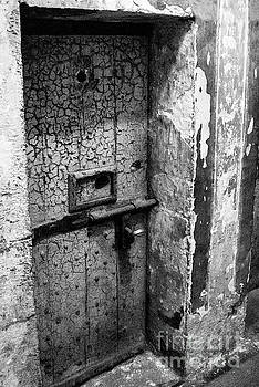 Bob Phillips - Kilmainham Goal Cell Door 2